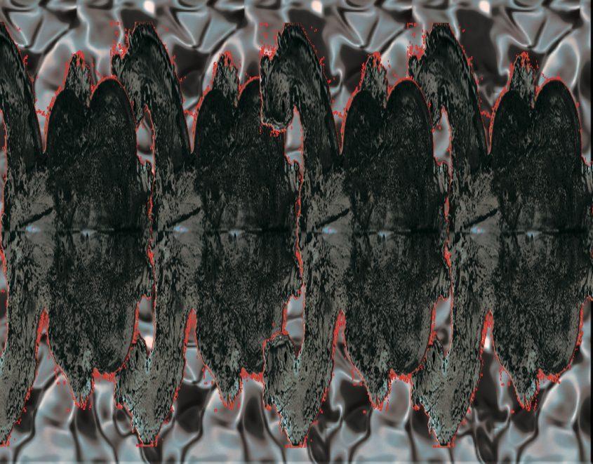 3 FUNNY MEN 7 // Canon 12-Farb-Pigmenttintenstrahldruck auf Canon Matt Fotopapier 300g // Fine Art Print // Limited Edition //