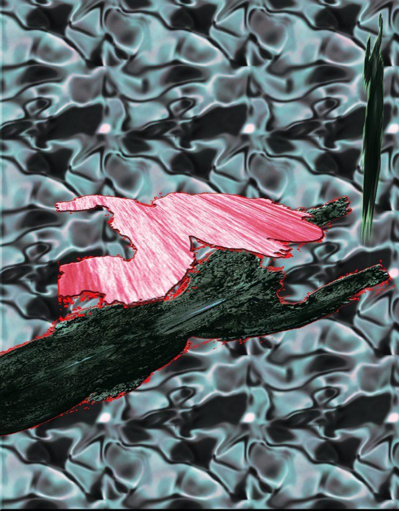 3 FUNNY MEN 10 // Canon 12-Farb-Pigmenttintenstrahldruck auf Canon Matt Fotopapier 300g // Fine Art Print // Limited Edition // 75 x 60 cm // 2016