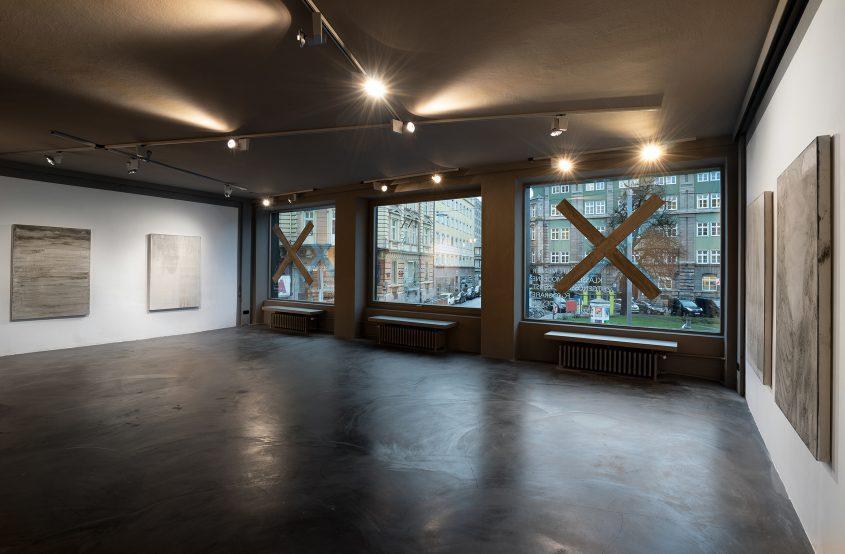 Ausstellungsansicht 7 // Ventilabo // Gallery KM0 // 2017