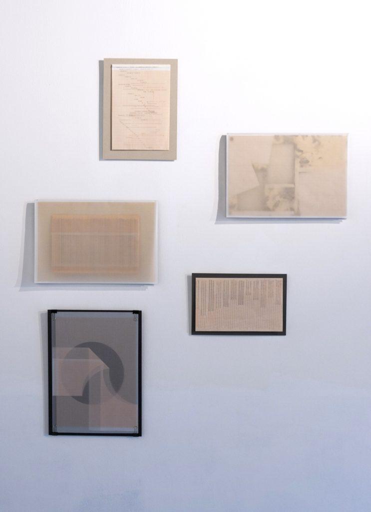 Ausstellungsansicht 4 // Ventilabo // Gallery KM0 // 2017