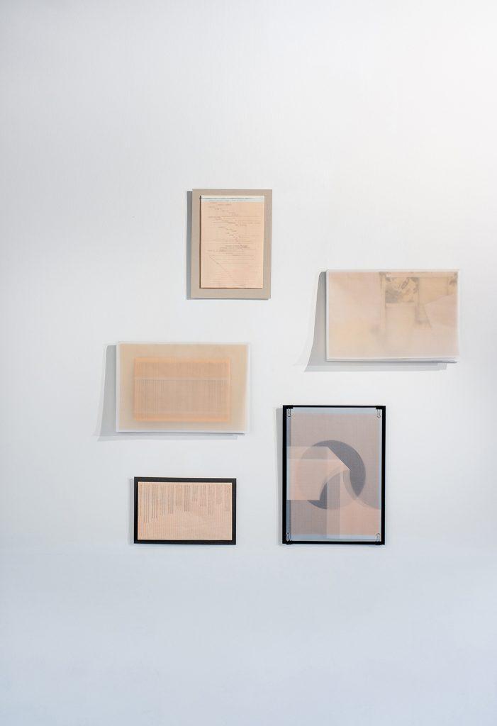Ausstellungsansicht 5 // Ventilabo // Gallery KM0 // 2017