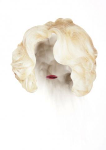 Fantôme Exceptionnel 8 // Collage mit Ruß // 30 x 21 cm // 2018