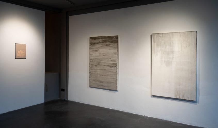 Ausstellungsansicht 1 // Ventilabo // Gallery KM0 // 2017