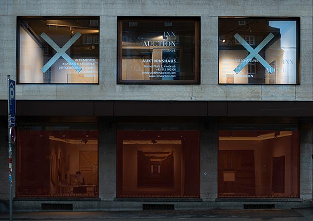 Ausstellungsansicht 8 // Ventilabo // Gallery KM0 // 2017